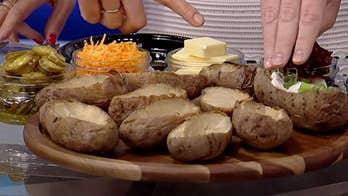 'Fox & Friends First' celebrates National Potato Day