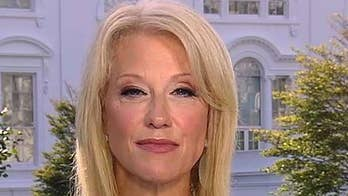 Kellyanne Conway on media's recession rhetoric, Tlaib and Israel, Antifa violence