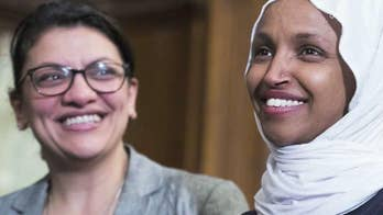 Tlaib, Omar dustup with Israel becomes White House talking point