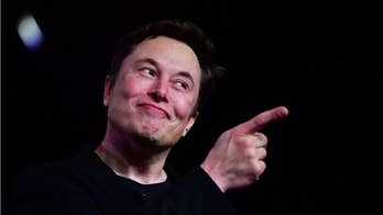 Elon Musk stirs the pot with cryptic 'red pill' tweet