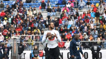 Colin Kaepernick breaks his silence, sends message to players still supporting him
