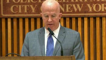 Officer involved in Eric Garner's death fired by NYPD, commissioner announces
