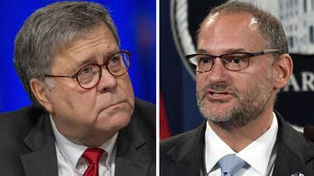 Barr removes US prisons director after Epstein's death in custody