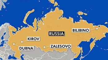 4 Russian nuclear monitoring stations reportedly go silent following explosion at missile test site