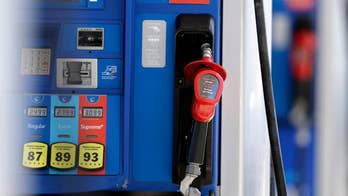 Drivers are still getting a break at the pump