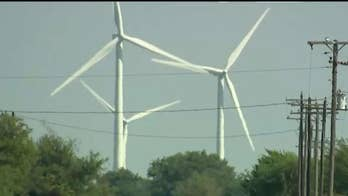 Energy in America: Wind farm industry touts new job growth, critics lament side effects