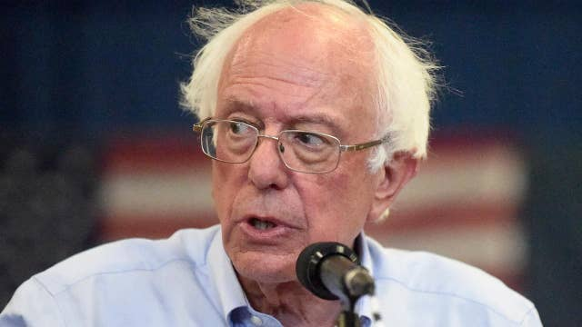Can Sanders far-left progressive criminal justice reform plan realistically become law?