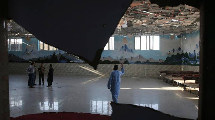 ISIS claims responsibility for deadly terror attack in Afghanistan