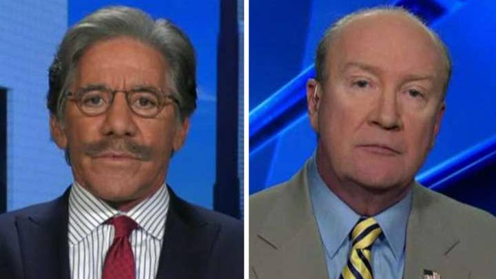 Geraldo Rivera spars with Andrew McCarthy over Israel's decision to deny entry to Reps. Omar and Tlaib