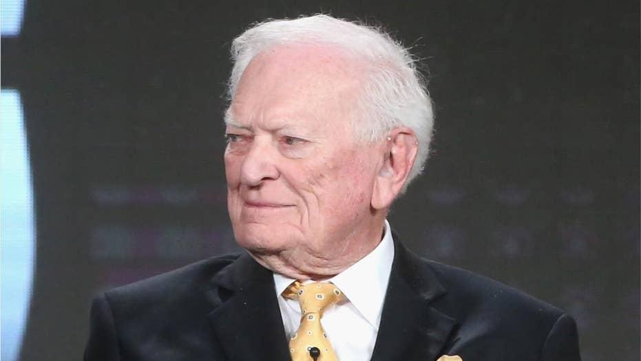 Famed announcer Jack Whitaker dead at 95