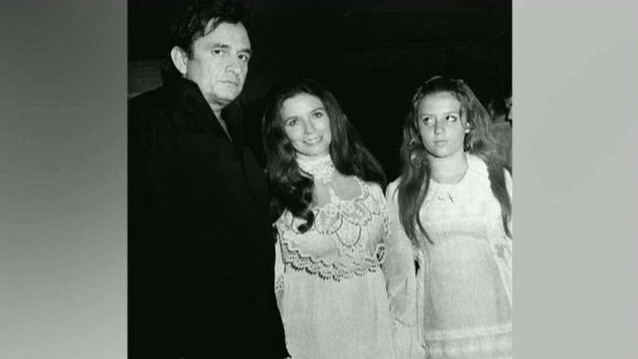 Johnny Cash's lifelong struggle with faith documented in new book
