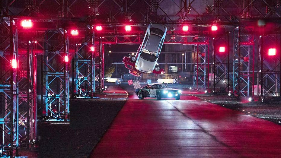 Netflix's 'Hyperdrive' is the craziest car show ever