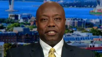 Sen. Tim Scott says Democratic presidential candidates are trying to dupe African-American voters