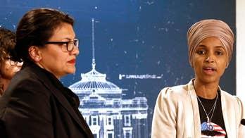 Will Democrats rebuke progressive 'Squad' members Ilhan Omar and Rashida Tlaib for smearing Israel?