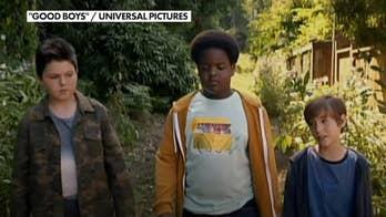 'Good Boys' takes No. 1 spot at the box office