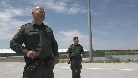 Migrant temporary holding Border Patrol facility open