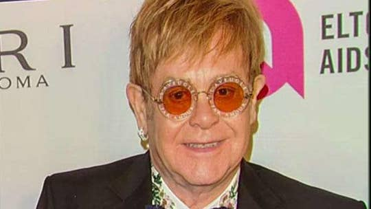Elton John says Ryan White's funeral was 'the catalyst' for him to get sober after cocaine 'opened' him up
