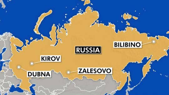 Two Russian nuclear monitoring stations are back online following silence
