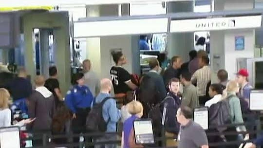 Record number of fliers expected for Labor Day holiday