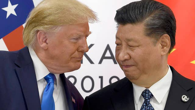 Is President Trump putting reelection chances in jeopardy by taking on China?