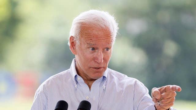 Flipboard: Democratic presidential frontrunner Joe Biden ...