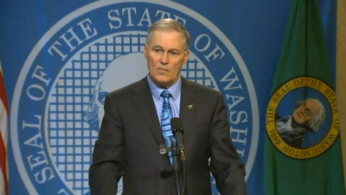 Inslee quickly announces re-election bid for governor after dropping out of White House race