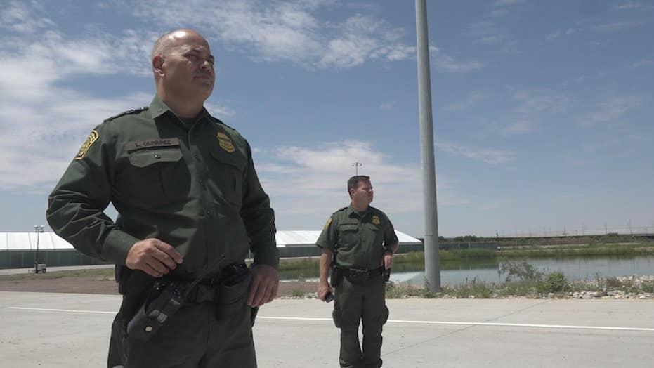 Migrant temporary holding Border Patrol facility open
