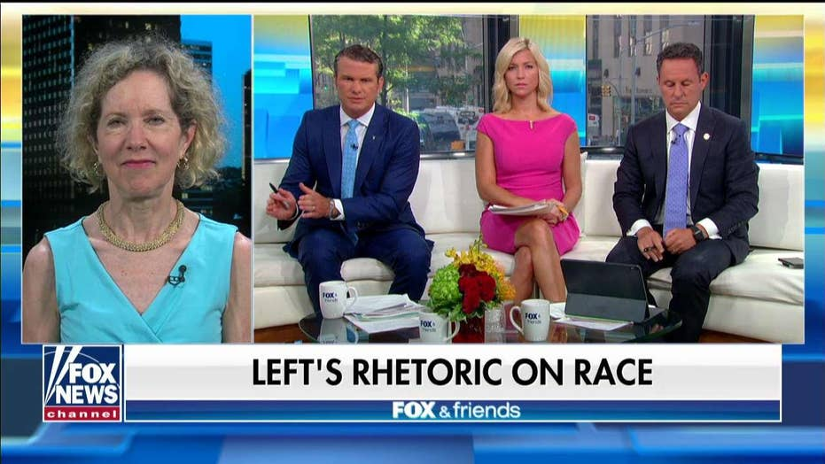 Mainstream press stoking racial tension wants 'to see whites as the enemy,' says Heather Mac Donald