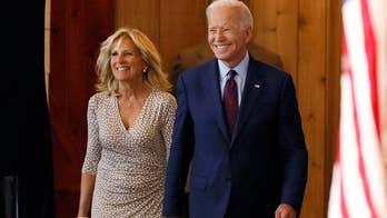 Jill Biden's ex-husband accuses her of affair with Joe Biden in 1970s