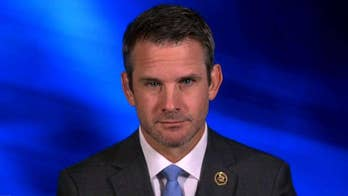 Rep. Adam Kinzinger says despite monstrous gains against ISIS, US remains in generational fight against terror