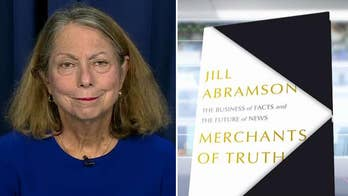 Former New York Times editor Jill Abramson on Trump coverage