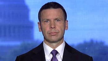 Acting DHS Secretary Kevin McAleenan on new rule to allow detained migrant families to be held together