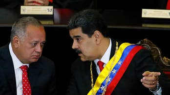 President Trump confirms conversations with Venezuela's disputed government