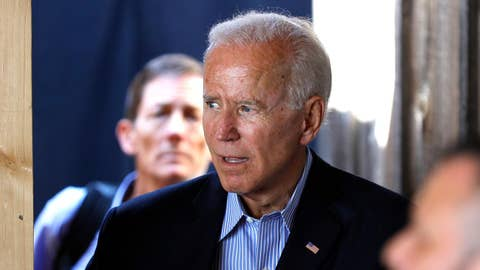 The driving force behind Biden