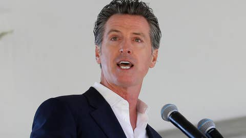 California's governor signs strict new police use of force law