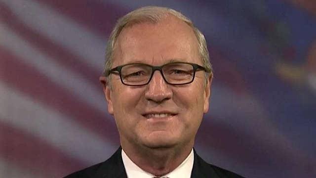 Sen. Kevin Cramer responds to Elizabeth Warren's pledge to revoke Dakota Access, Keystone XL pipeline permits