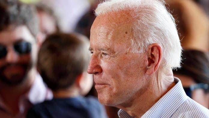 Biden jabs at Sanders, Warren over 'Medicare-for-all'