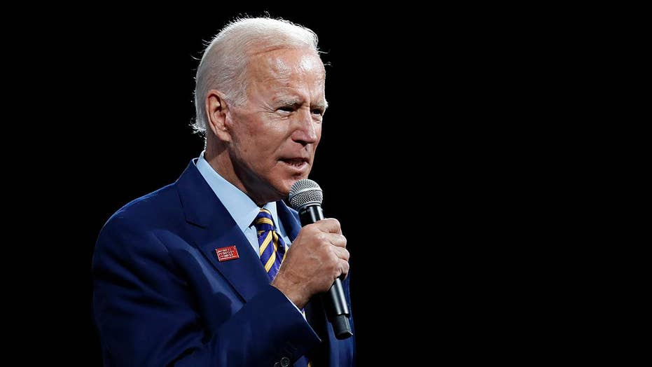 A look at Joe Biden's long history of embellishment