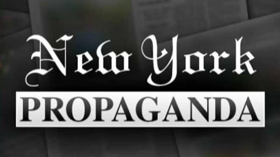 Hannity: The New York Times spent nearly three years publishing a hoax