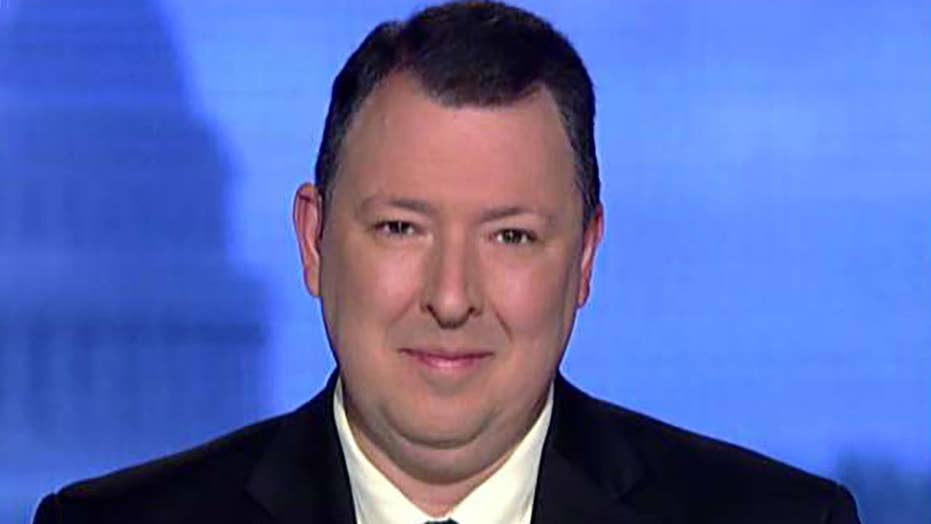 Marc Thiessen: 'Appalling' that Democrats are defending 'virulent anti-Semites' Tlaib and Omar