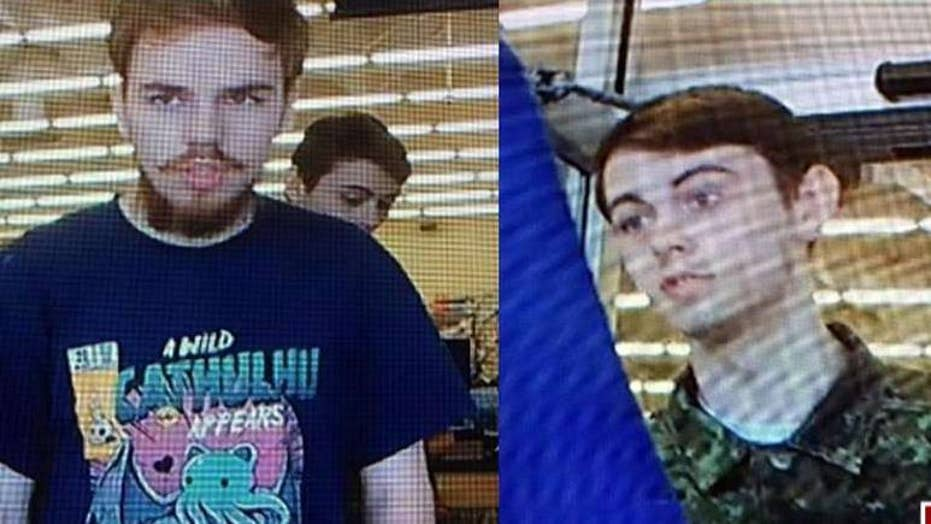 Canadian killing spree suspects reportedly recorded 'last will' video message before dying