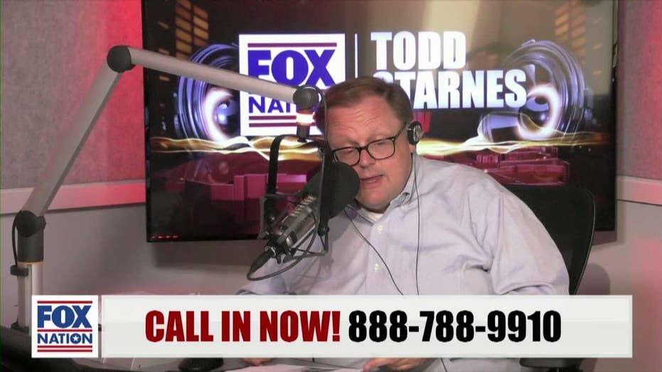 Todd Starnes and Katie Williams