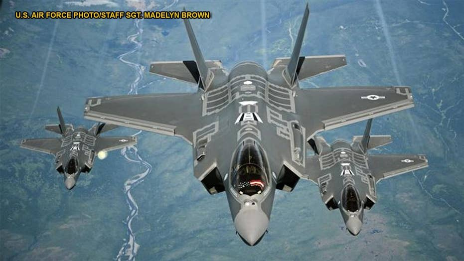 F-35 stealth fighter jets on fast track to receive laser-based offensive and defensive capabilities