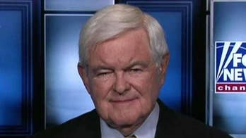 Newt Gingrich: President Trump willing to take economic risks to deal with China