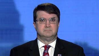 Secretary Robert Wilkie on efforts to provide debt relief to disabled veterans, combat veteran suicides