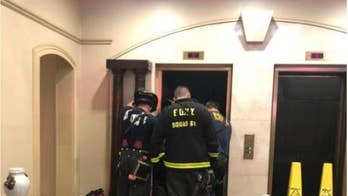 Man crushed to death as he exits elevator in New York City