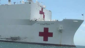US Navy providing life-changing surgeries to Venezuelans