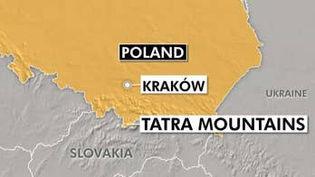 Lightning strikes leave five people dead in Poland