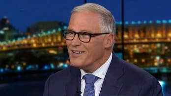 Former Democratic presidential candidate Jay Inslee quits race after staking campaign on climate change