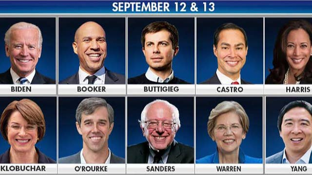 ABC News will host the third Democratic debate in September